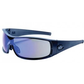 OCC1100 Safety Glasses with Blue Mirror Lens