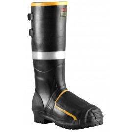 "Tingley MB816B.09 Metatarsal Boot Ht. 16"" Steel Toe Metatarsal Steel Midsole Sure Grip Outsole"