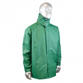 Radians DuraRad  42 Acid Gear Rain Jacket Green Color (1 Each)