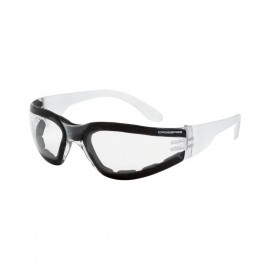 Radians Shield Clear Antifog Clear Safety Glasses Clear 12 PR/Box
