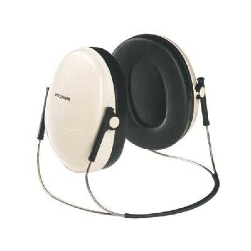 3M™ Peltor™ Optime™ 95 Low-Series Earmuffs - Neckband Model