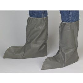 MicroMax NS Boot Cover - gray non-skid