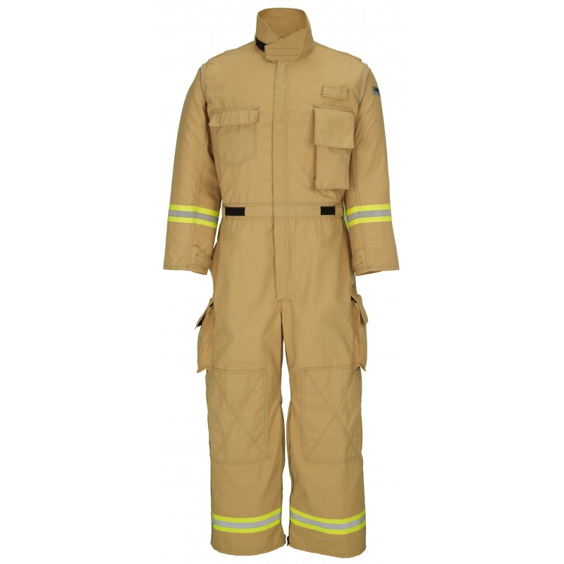 Lakeland OSX Dual Certified Gear Wildland Coveralls (1 EA