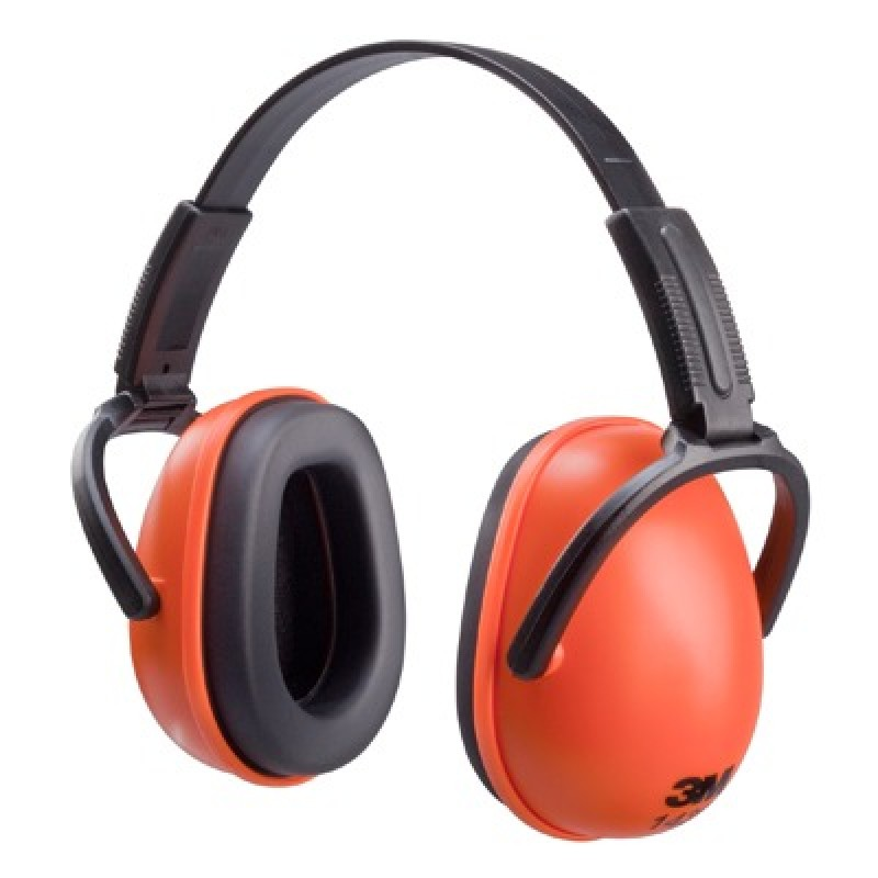 3M 1436 Folding Earmuffs | 3M Hearing Protection PEL330-3044