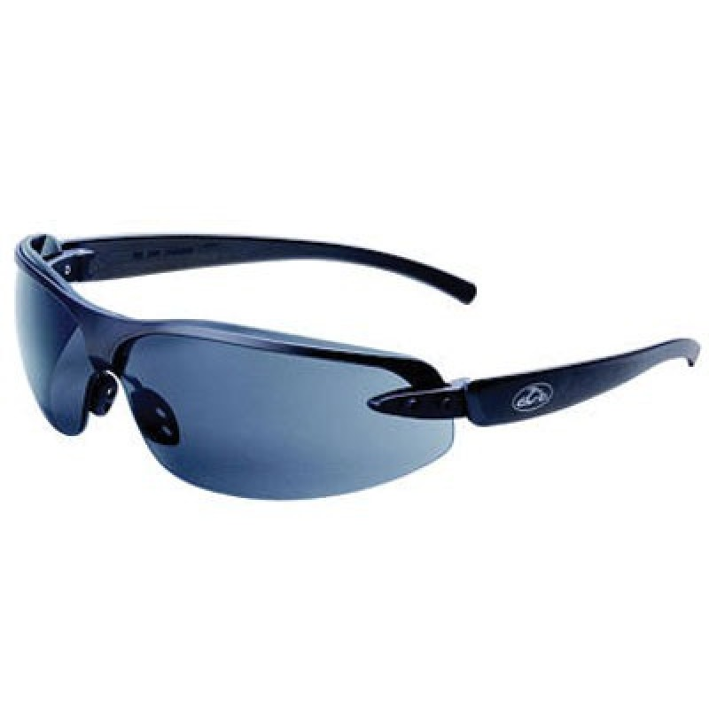 OCC1200 Safety Glasses with Gray Anti-Fog Lens