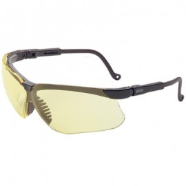 Uvex Genesis Safety Glasses - Amber Lens