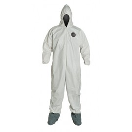 DuPont™ NG122SWH ProShield® 60 Disposable Coverall 25/Case