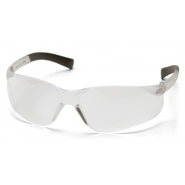 Pyramex Safety - Mini Ztek - Clear Frame/Clear Anti-fog Lens Polycarbonate Safety Glasses - 12 / BX