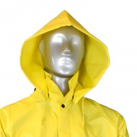 Radians DriRad 28 Rain Hood Yellow Color (1 Each)