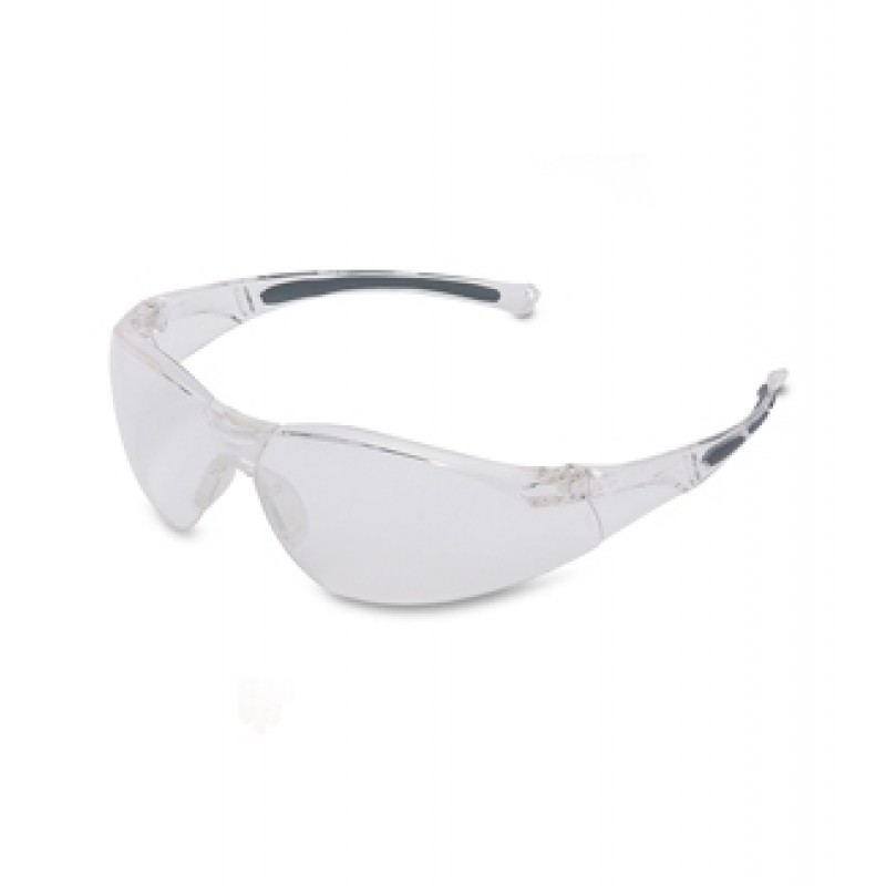 Honeywell A800 Series Safety Glasses Clear Anti-Scratch (1 Pair)