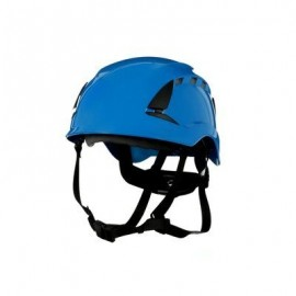 3M™ SecureFit™ Safety Helmet, X5003V-ANSI,  Blue, vented (Case of 10)