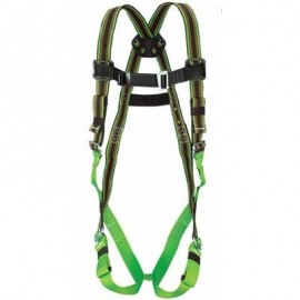 Miller DuraFlex Stretchable Harness with Mating Buckle Leg Straps