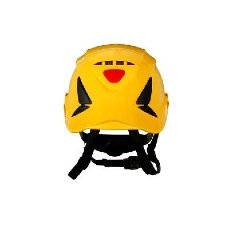 3M™ SecureFit™ Safety Helmet, X5002V-ANSI,  Yellow, vented (Case of 10)