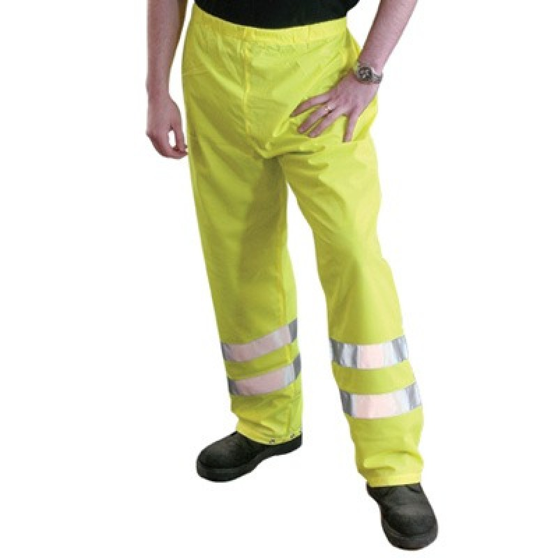 Occunomix LUX-TENBR OccuLux High Visibility Pants-Class E