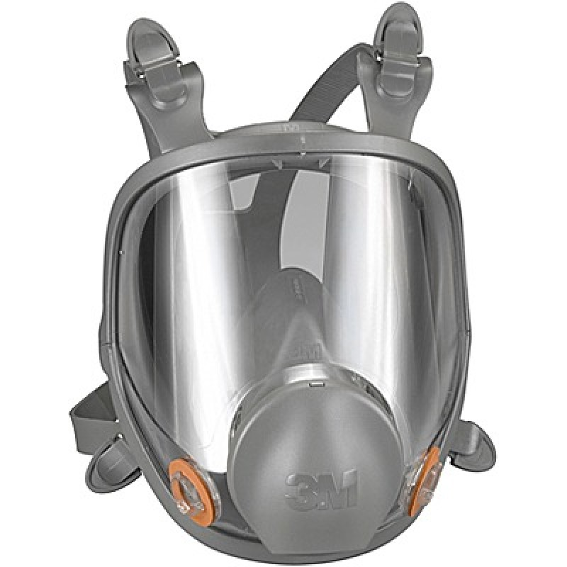 3M™ 6800 Full Face Reusable Respirator - Medium