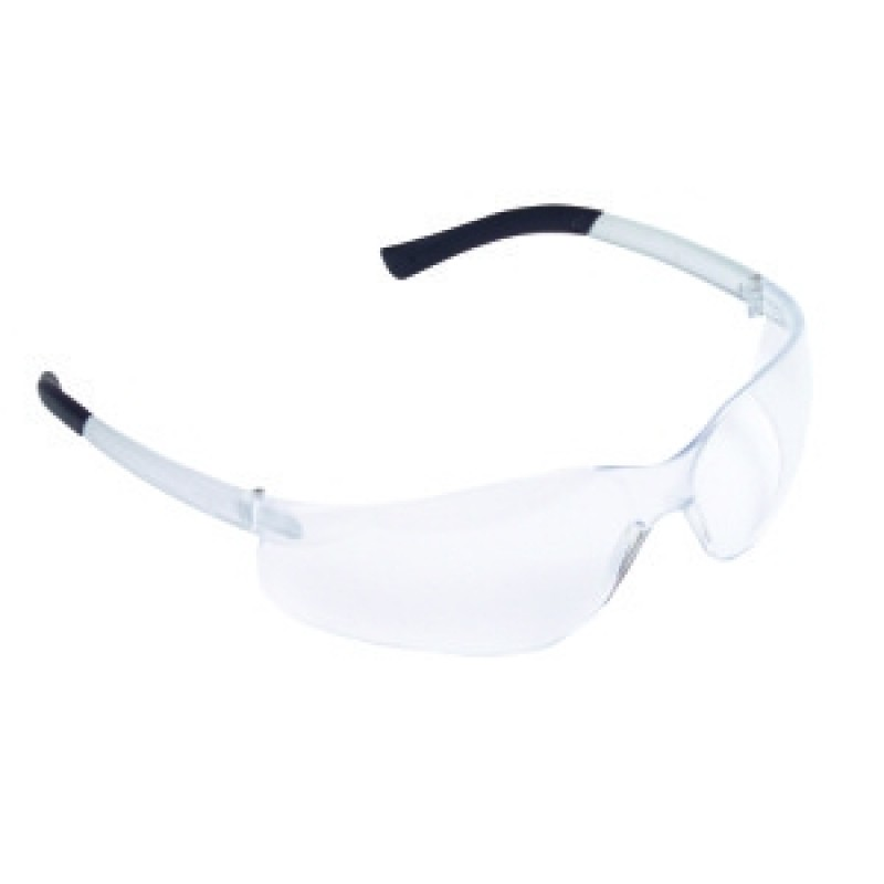 Cordova Dane Frosted Clear Frame, Clear Lens (12 PR) | EL10S