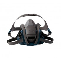 3M™ 6500QL Rugged Comfort Half Mask with Quick Latch - Select Size
