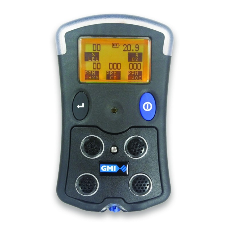 3M Scott PS500 Multi-Gas Detector (61368-ABE) LEL/O2/CO/H2S (with Blank Open for 5th Sensor)