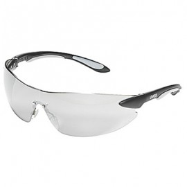 Uvex Ignite Safety Glasses - Black Temples, Silver Mirror Lens ( Box of 10)