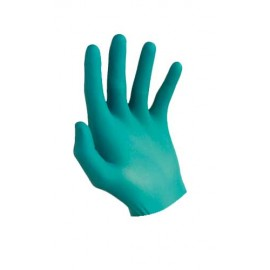 Ansell Touch N Tuff 92 616 Gloves Nitrile Material Blue  10 Boxes/Case