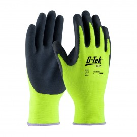 PIP 55-AG317/XS G-Tek Polyester Shell with Latex Coated MicroSurface Grip XS 12 DZ