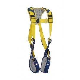3M™ DBI-SALA® Delta™ Comfort Vest-Style Harness 1100746, Yellow, Medium