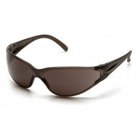 Pyramex  Fastrac  Gray Frame/Gray Lens  Safety Glasses  12/BX