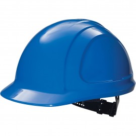 Honeywell North Zone Hard Hat N10170000  Royal Blue Quick Fit Style (Cap and Suspension Assembly) 12/Case