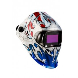 Speedglas Welding Helmet 100 Tribute with Auto-Darkening Filter 100V