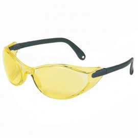 Uvex Bandido Safety Glasses - Amber Lens