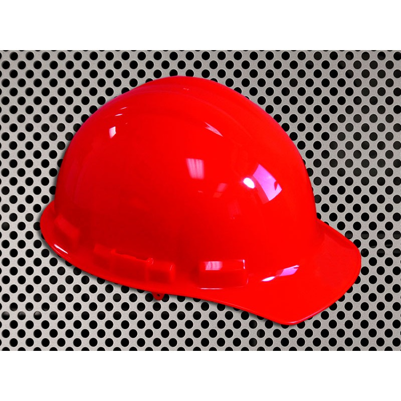 CPA Basic 8 CAL Arc Face Shield Kit - RED HARD CAP