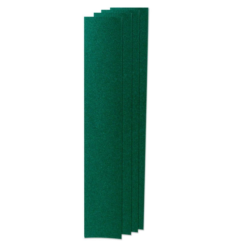 3M™ Green Corps™ Hookit™ Sheet, 02640, 40, 4 1/2 in x 30 in, 10 sheets per sleeve, 5 sleeves per case