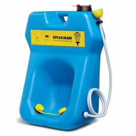 Speakman GravityFlo SE-4300 Portable Eyewash with Drench Hose