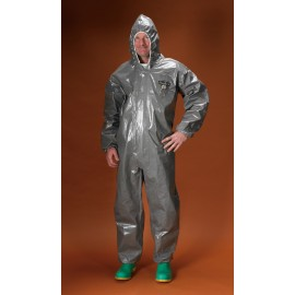 Lakeland ChemMax 3 Coverall - Respirator Fit Hood -XL 6/Case