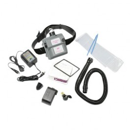 3M™ Air-Mate™ Vinyl Belt-Mounted High Efficiency HE Powered Air Purifying Respirator PAPR System AMH-1U