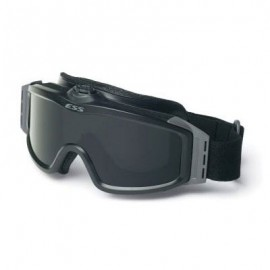 ESS Profile Asian Fit Black TurboFan Goggles
