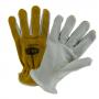 West Chester 9414 Ironcat Grain Palm Driver Glove 12 Pairs