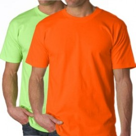 Bayco Safety T-Shirts - 100% Cotton