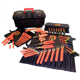 Salisbury 60 Piece Hot Box Tool Kit 1/EA