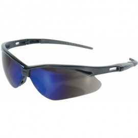 Jackson Safety Nemesis Safety Glasses with Blue Mirror Lens 12 Pairs