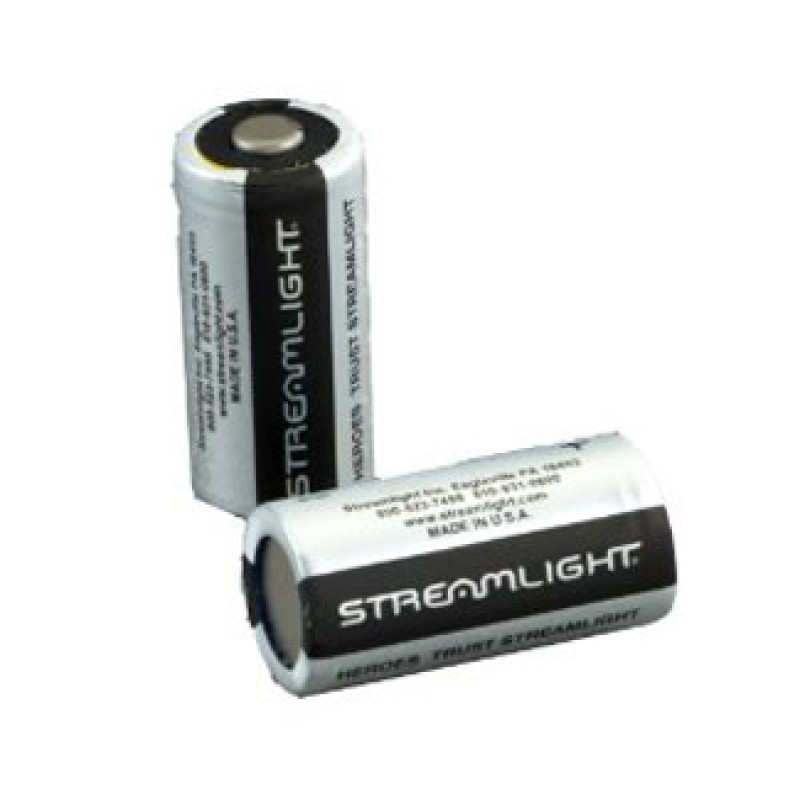 Streamlight Lithium Batteries - 12 Pack