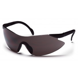 Pyramex  Legacy  Black Temples/Gray Lens  Safety Glasses  12/BX