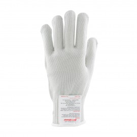 PIP 22-720S Kut Gard Seamless Knit PolyKor Blended Antimicrobial Glove Medium Weight Small 24 EA