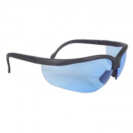 Radians Journey  Blue Safety Glasses 12 PR/Box