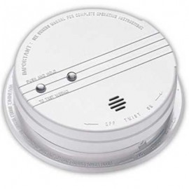 Brooks 120V AC Photoelectric Smoke Alarm