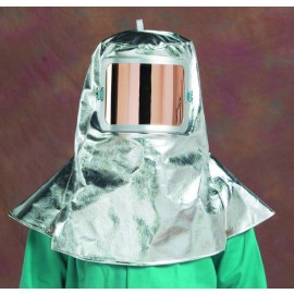 CPA 10oz Aluminized CarbonX Hood