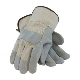 PIP 80-8800 Heavy Side Split Leather Gloves  72/Pair
