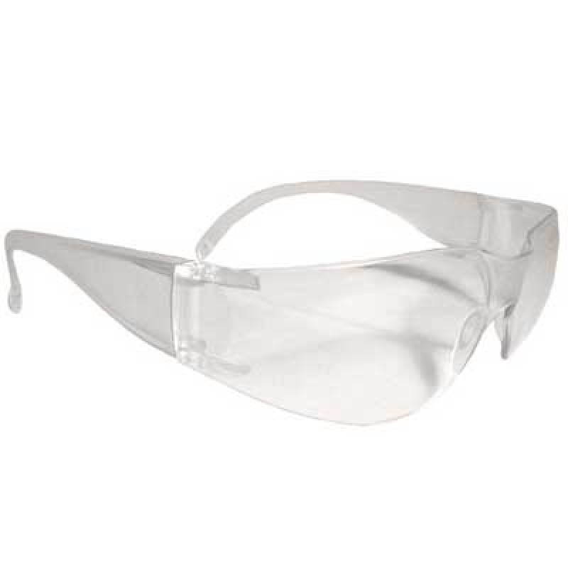 Radians Mirage Safety Glasses-Clear Anti-Fog Lens (1 Pair)