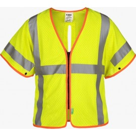 Lakeland V10AM2023ZL Static-Dissipative Mesh FR/ARC Hi-Vis Vest