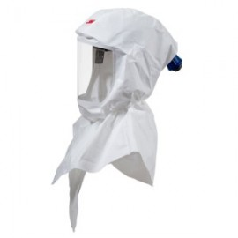 3M™ Versaflo™ Painter`s Hood Assembly with Inner Shroud and Premium Head Suspension S-757